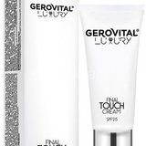 Gerovital Luxury Crema Final Touch SPF25 30ml 5943000101092